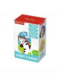 Karty obrazkowe na klipsie. Baby Cards. Zwierzęta - zdjęcie zabawki, gry