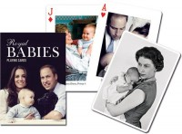 Karty Royal Babies 1 talia - zdjęcie zabawki, gry