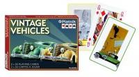 Karty Vintage Vehicles 2 talie - zdjęcie zabawki, gry