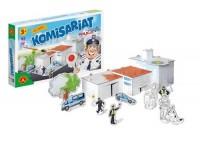 Komisariat Policji - zdjęcie zabawki, gry