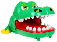 Krokodyl u dentysty - zdjęcie zabawki, gry