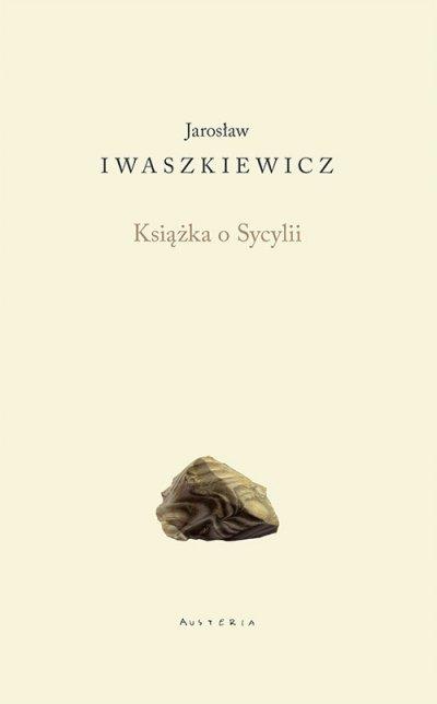 Książka o Sycylii - okładka książki