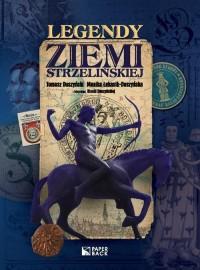Legendy ziemi strzelińskiej - okładka książki
