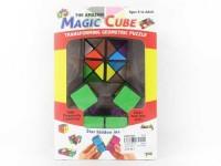 Magiczna kostka - zdjęcie zabawki, gry