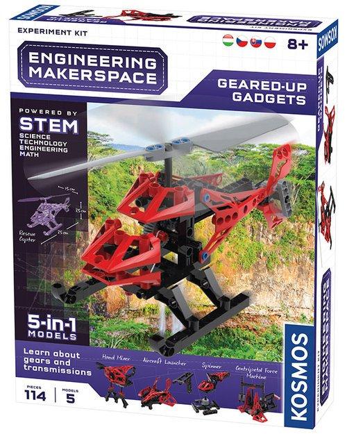 Makarspace Geared-UP Gadgets - zdjęcie zabawki, gry