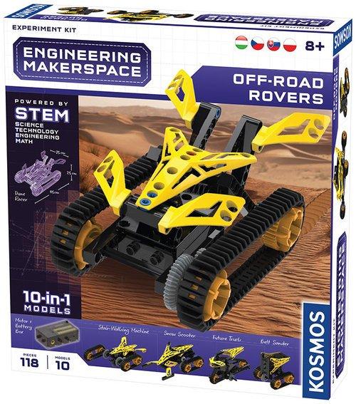 Makarspace Off-Road Rovers - zdjęcie zabawki, gry