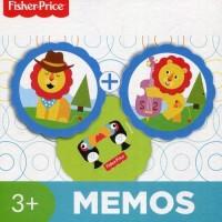 Memos Fisher-Price - zdjęcie zabawki, gry