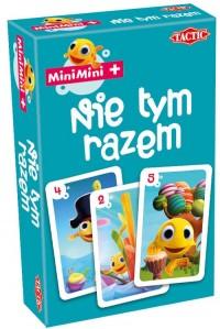 MiniMini Gra karciana - zdjęcie zabawki, gry