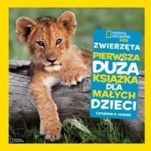 National Geographic Kids. Zwierzęta - okładka książki