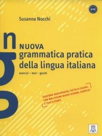 Nuova grammatica pratica della lingua italiana - okładka podręcznika