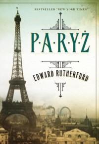 Paryż - okładka książki