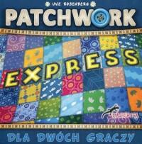 Patchwork Express - zdjęcie zabawki, gry