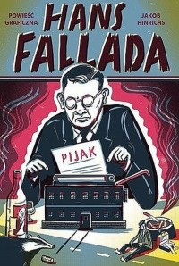 Pijak - okładka książki