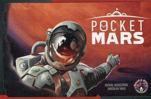Pocket Mars - zdjęcie zabawki, gry