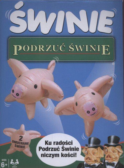 Podrzuć świnie - zdjęcie zabawki, gry