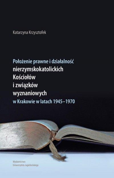 Położenie prawne i działalność - okładka książki