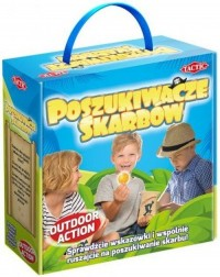 Poszukiwacze skarbów - zdjęcie zabawki, gry