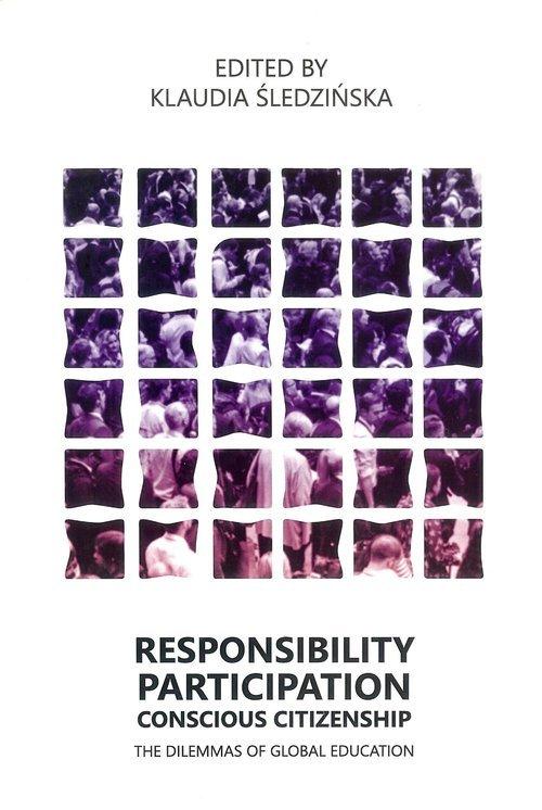 Responsibility Participation Conscious - okładka książki