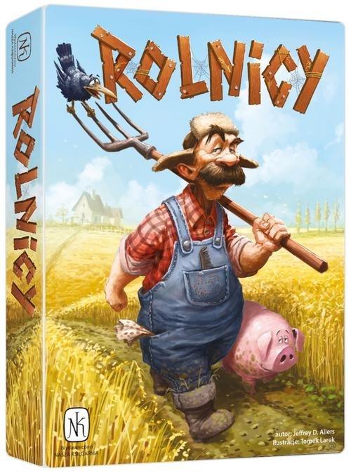 Rolnicy - zdjęcie zabawki, gry
