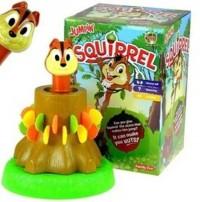 Skacząca wiewiórka - zdjęcie zabawki, gry