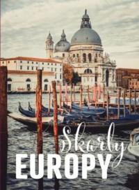 Skarby Europy - okładka książki