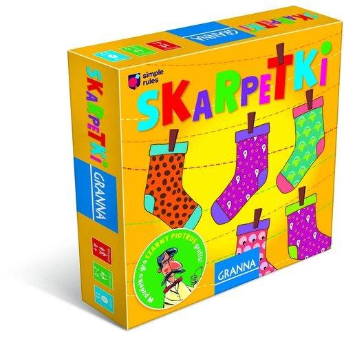 Skarpetki - zdjęcie zabawki, gry