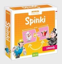 Spinki - Zawody - zdjęcie zabawki, gry