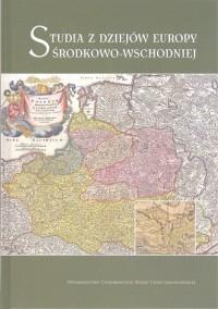 Studia z dziejów Europy Środkowo-Wschodniej - okładka książki