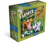 Superfarmer & koza - zdjęcie zabawki, gry