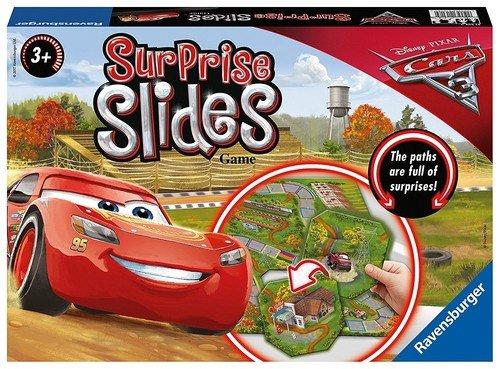 Surprise Slides Auta 3 - zdjęcie zabawki, gry