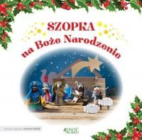 Szopka na Boże Narodzenie - okładka książki