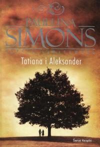 Tatiana i Aleksander - okładka książki