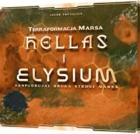 Terraformacja Marsa Hellas i Elysium - zdjęcie zabawki, gry