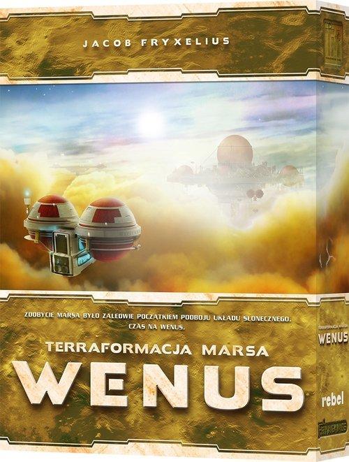 Terraformacja Marsa: Wenus - zdjęcie zabawki, gry