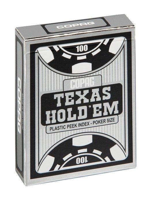 Texas Holdem Silver peek index - zdjęcie zabawki, gry