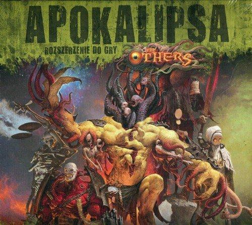 The Others. Apokalipsa. Rozszerzenie - zdjęcie zabawki, gry
