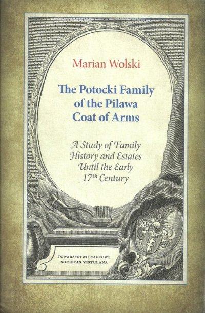 The Potocki Family of the Pilawa - okładka książki