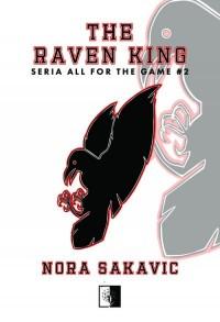 The Raven King - okładka książki