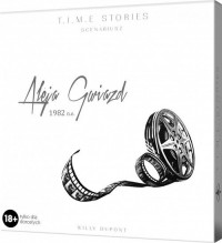 T.I.M.E Stories: Aleja gwiazd - zdjęcie zabawki, gry