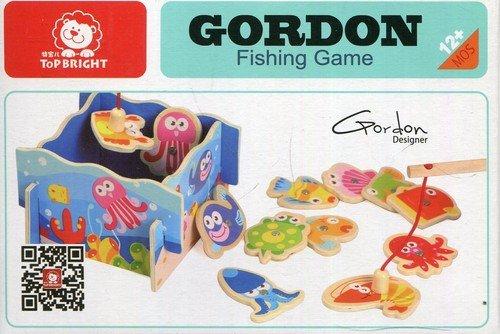 Top Bright. Gra rybki magnetyczne - zdjęcie zabawki, gry