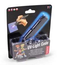 Trzej Detektywi UV-Light Code - zdjęcie zabawki, gry