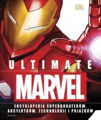 Ultimate Marvel. Encyklopedia superbohaterów - okładka książki