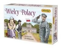 Wielcy Polacy. Historyczna gra - zdjęcie zabawki, gry