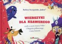 Wierszyki dla Ksawerego - okładka książki