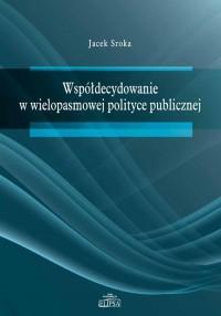 Współdecydowanie w wielopasmowej polityce publicznej - okładka książki