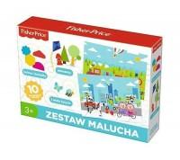 Zestaw Malucha Fisher-Price - zdjęcie zabawki, gry