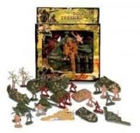 Zestaw wojskowy - zdjęcie zabawki, gry
