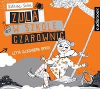 Zula w szkole czarownic - pudełko audiobooku