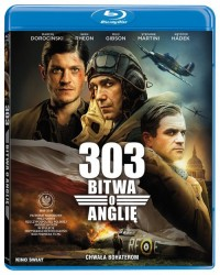 303 Bitwa o Anglię - okładka filmu