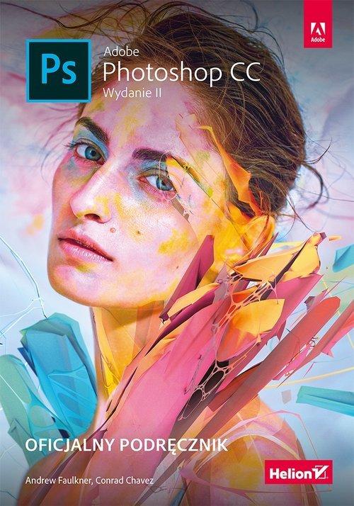 Adobe Photoshop CC. Oficjalny podręcznik - okładka książki